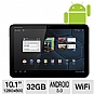 "Alternate view 1 for Motorola Xoom 10"" Android 3.0 WiFi Tablet"