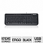 Microsoft ANB-00001 Wired Keyboard 600 - USB, Black