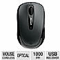 Alternate view 1 for Microsoft Wireless Mobile Mouse 3500