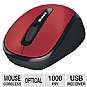 Alternate view 1 for Microsoft GMF-00013 Wireless Mobile Mouse 3500