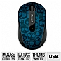 Microsoft 4000 D5D-00066 Mobile Mouse - Wireless, Crania
