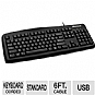 Cheap Electronics Deals - Microsoft JWD-00046 Wired Keyboard 200