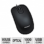 Microsoft 35H-00006 Optical Mouse 200 for Business - USB, Black