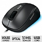 Alternate view 1 for Microsoft 4EH-00004 4500 Comfort Mouse