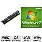 Microsoft Windows 7 Home Premium 32BIT - OE Bundle