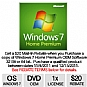 Microsoft Windows 7 Home Premium 32BIT Operating System Software