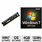 Microsoft Windows 7 Ultimate 32BIT - OEM DV Bundle