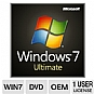 Microsoft Windows 7 Ultimate 32BIT - OEM DVD