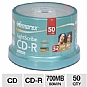 Alternate view 1 for Memorex 04550 50 Pack 52X Lightscribe CD-R Spindle
