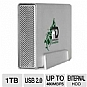 Alternate view 1 for Fantom GreenDrive 1TB External Hard Drive