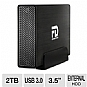 Alternate view 1 for Fantom Drives G-Force/3 External 2TB Hard Drive -