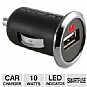 Alternate view 1 for Monster Mobile PowerPlug USB 600 Car Charger