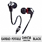 Monster 128720 NCredible NErgy Headphones - Right Angle Connector, Built-in ControlTalk