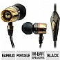 Alternate view 1 for Monster Turbine Pro Gold Audiophile In Ear Speaker