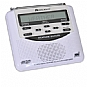 Midland WR120B All Hazard Alert Weather Radio - S.A.M.E. Technology, 25 Programmable Counties, Color Coded Alert Indicators, 7 Weather Channels, Alarm Clock, Silent Programming, Public Alert Certified
