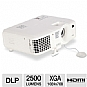 Alternate view 1 for Mitsubishi EX240U Mobile XGA 3D DLP Projector