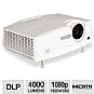 Alternate view 1 for Mitsubishi 1080p Short-Throw DLP Projector