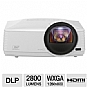 Alternate view 1 for Mitsubishi WD380U-EST Short-Throw DLP Projector