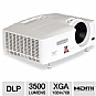 Alternate view 1 for Mitsubishi XD560U XGA 3D DLP Projector
