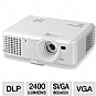 Alternate view 1 for Mitsubishi ES200U SVGA Mobile DLP Projector