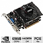 Alternate view 1 for MSI GeForce GT 430 4GB 128-bit DDR3 PCIe 2.0 