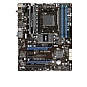 Alternate view 1 for MSI 990FXA-GD65 AMD 990FX Socket AM3+ Motherboard