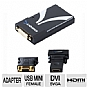Alternate view 1 for Sabrent USB-2011 USB to 2.0 DVI/HDMI/SVGA Display 