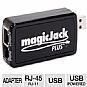 Alternate view 1 for MagicJack Plus VOIP Phone Adapter