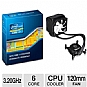 Alternate view 1 for Intel Core i7-3930K 3.20 GHz Six-Core Unloc Bundle