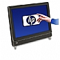 Alternate view 1 for HP Pavilion IQ506 Refurbished Desktop PC