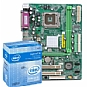 Alternate view 1 for Mach Speed P4MST-890 & Celeron D 356 3.3GHz Retail