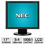 Alternate view 1 for NEC AS171-BK 17&quot; LCD Monitor