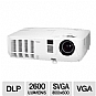 Alternate view 1 for NEC NP-V260 SVGA 3D Mobile DLP Projector