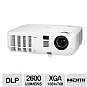 Alternate view 1 for NEC NP-V260X XGA 3D Mobile DLP Projector