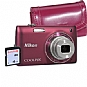 Alternate view 1 for Nikon S4100 Coolpix 14MP Digital Camera Bundle