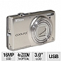 Nikon S6100 26269 Coolpix Digital Camera