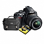 Nikon D3100 Digital SLR Camera Bundle