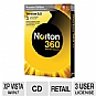 Alternate view 1 for Norton 360 Premiere 5.0 Security Software