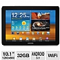"Alternate view 1 for Samsung 10.1"" 32GB Android 3.1 Tablet"