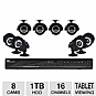 Alternate view 1 for Night Owl  16-CH 1TB  8-Camera Security Kit