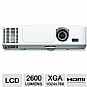 Alternate view 1 for NEC NP-M260X XGA LCD Portable Projector REFURB