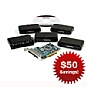 NComputing X550 Multi-user Computing Terminal Kit