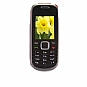 Nokia 1661LABK 1661 Unlocked GSM Cell Phone - Dual-Band, FM Radio Key, Black