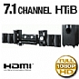 Alternate view 1 for Onkyo HTS-5100B Home Theater System