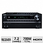Alternate view 1 for Onkyo TX-NR609 7.2 Channel Home Theater Receiver