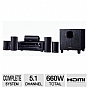 Alternate view 1 for Onkyo HT-S3400 5.1 Channel Home Theater System