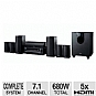 Alternate view 1 for Onkyo HT-S5400 Home Theater System
