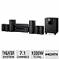 Alternate view 1 for Onkyo HT-S5500 7.1-Channel Home Theater System