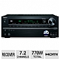 Alternate view 1 for Onkyo TX-NR717 Home Theater A/V Receiver