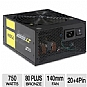 Alternate view 1 for OCZ ZT Series ATX Modular 80 Plus Bronze 750W PSU